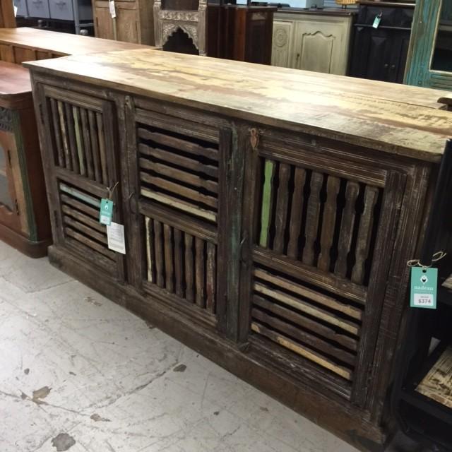 Reclaimed Wood Sideboard Nadeau Nashville