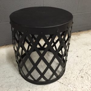 NJ426_METAL SIDE TABLE