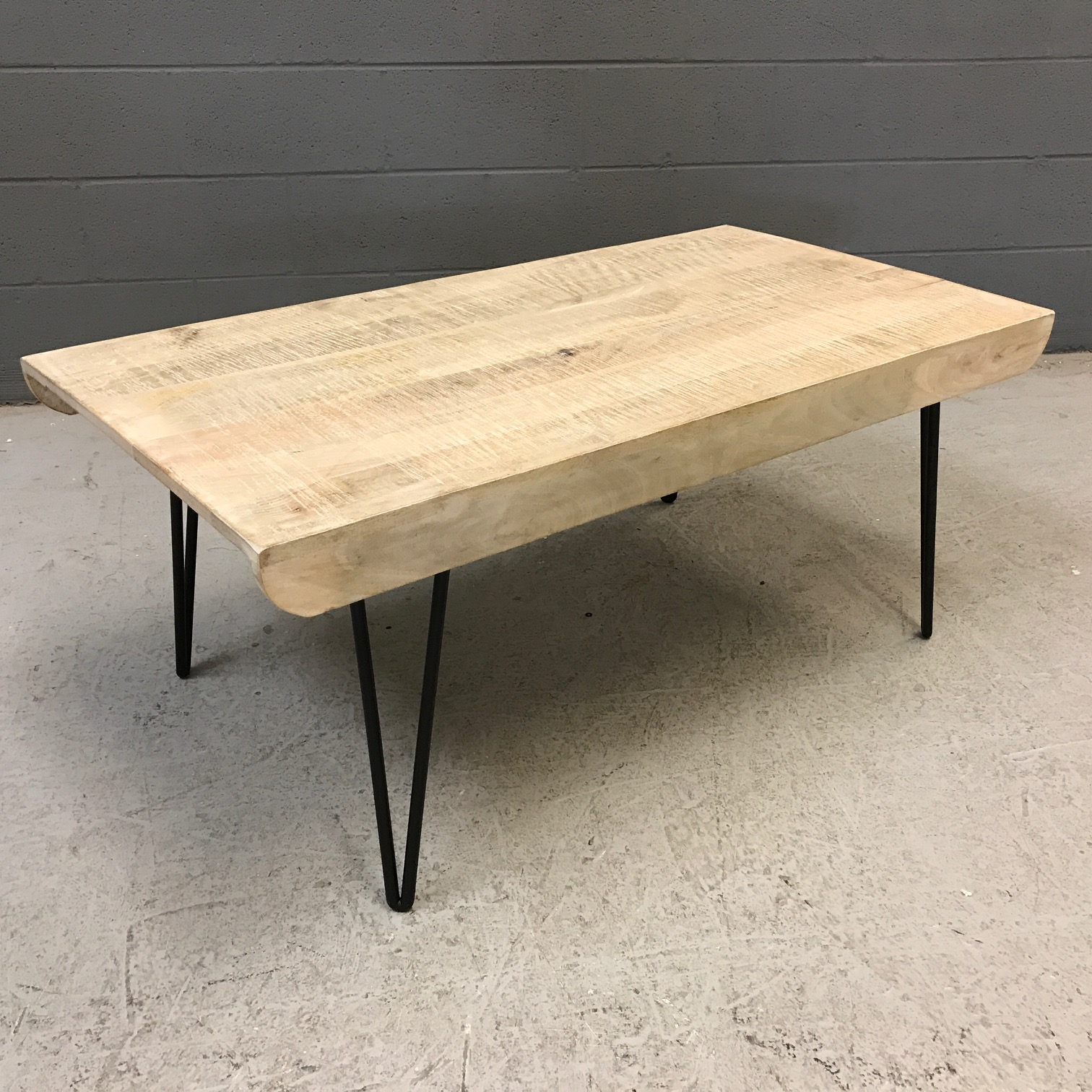 Iron Leg Coffee Table Nadeau Nashville