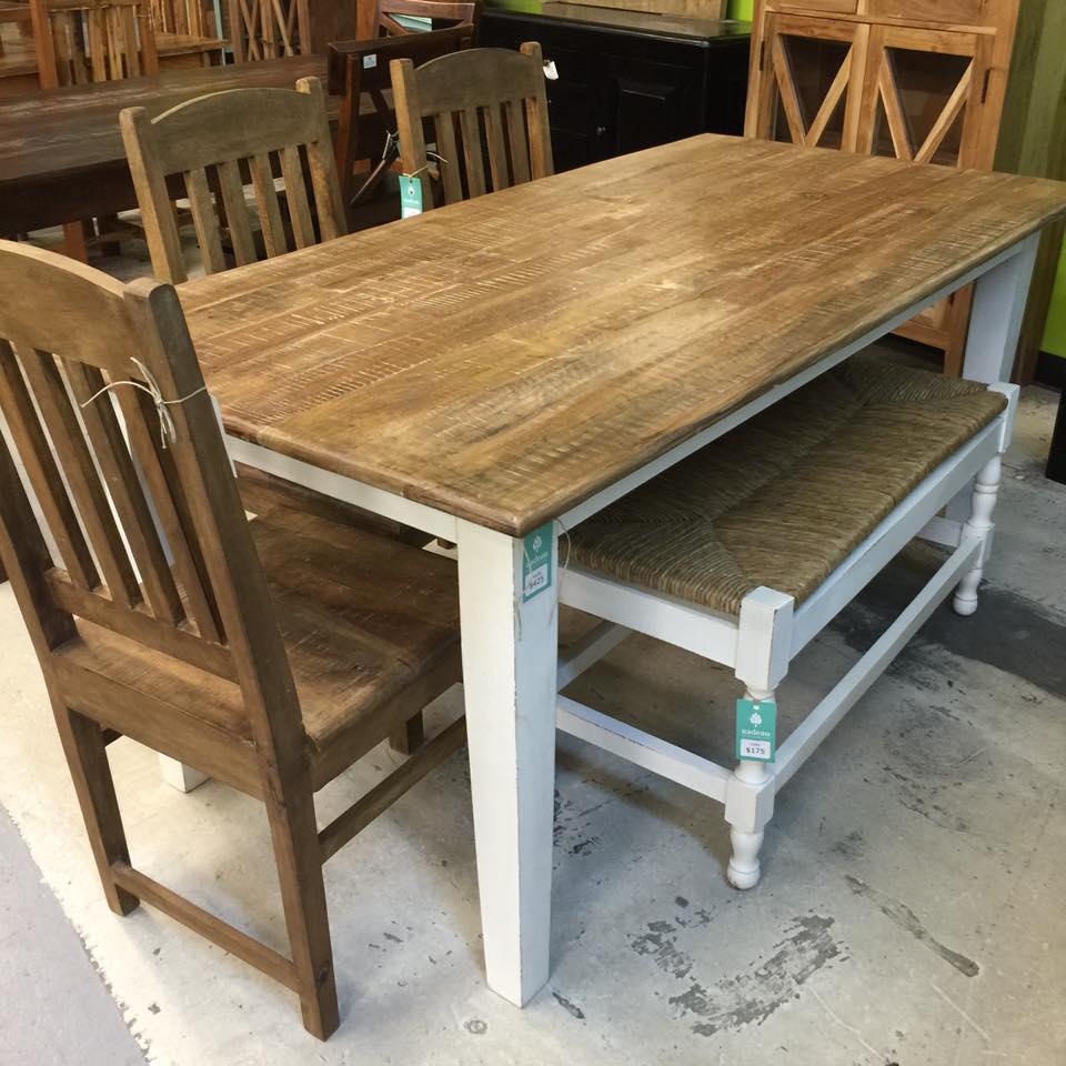 Large dining table nadeau nashville
