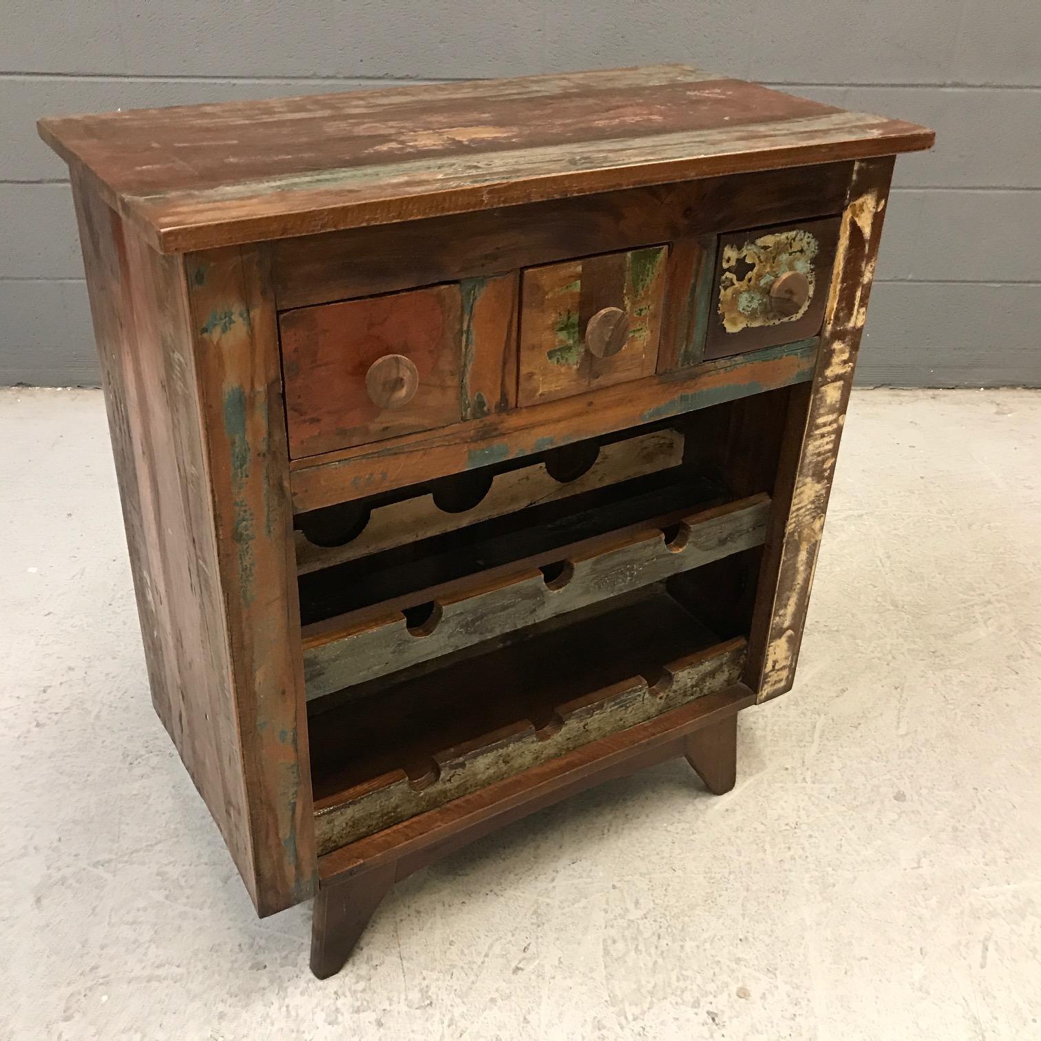 Small Wine Cabinet & Small Wine Cabinet - Nadeau Nashville