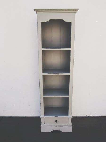 Narrow Bookcase With One Drawer Nadeau Birmingham