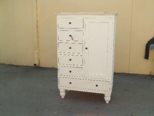 Wardrobe Six Drawers