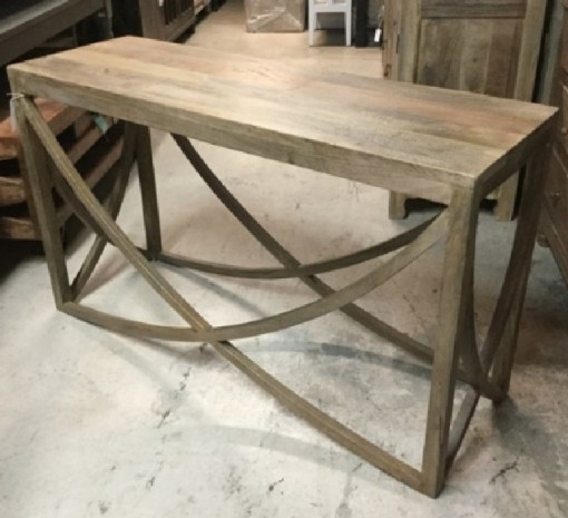 U Shape Console Table