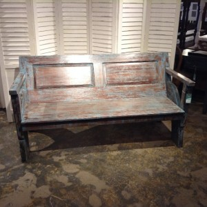 SU407 BENCH $374