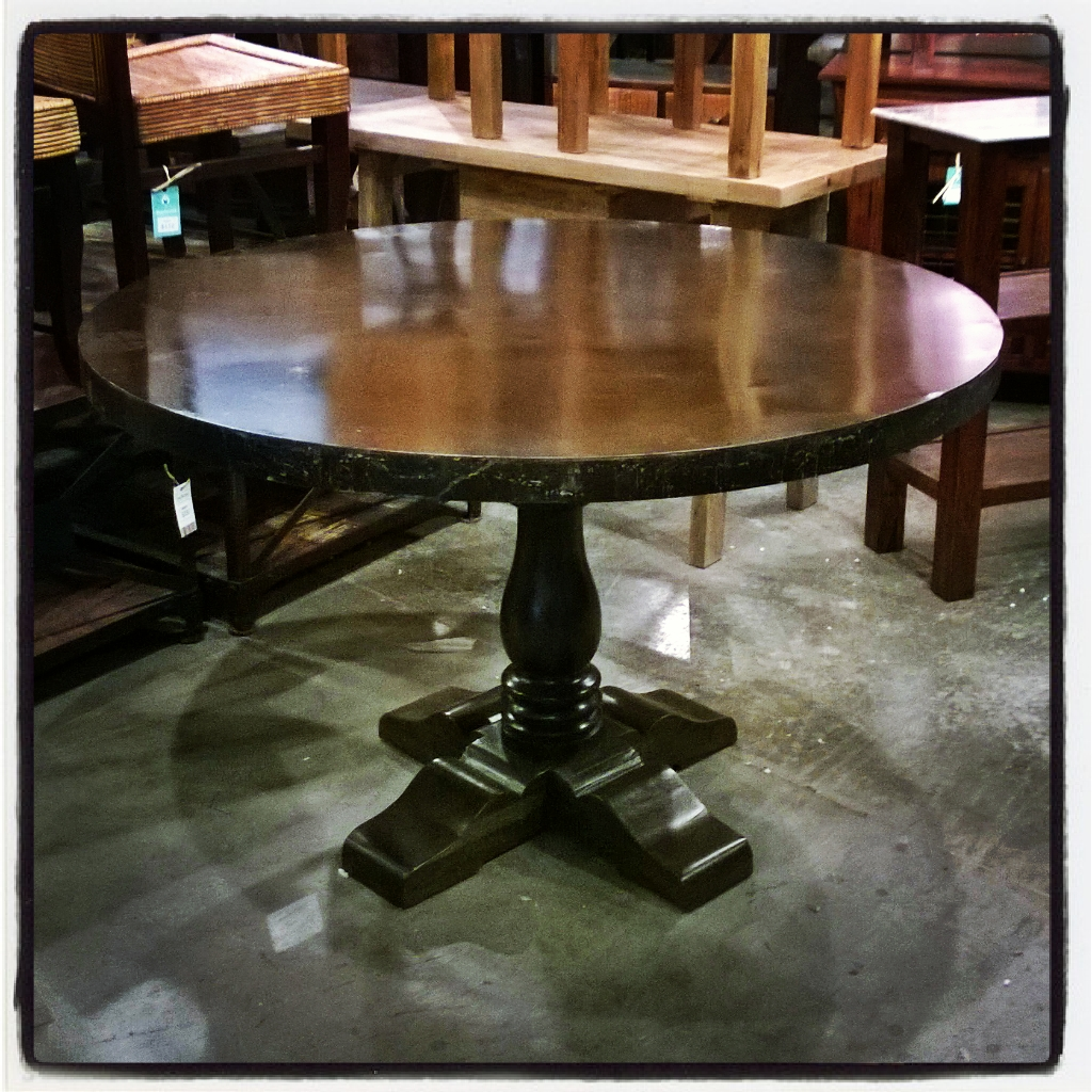 Iron and Wood Dining Table Nadeau New Orleans : VA354 from www.furniturewithasoul.com size 1024 x 1024 jpeg 860kB