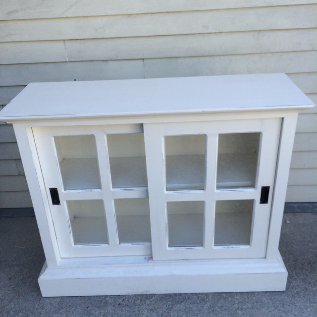 Sliding glass door bookcase nadeau new orleans for New sliding glass door