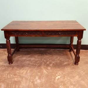 HW5039 $464 Large Carved Desk