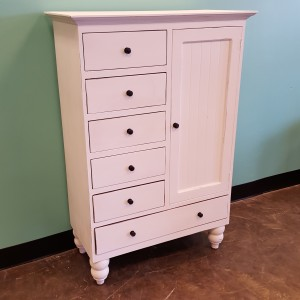 A122 $498 1dr 6drw Armoire (2)