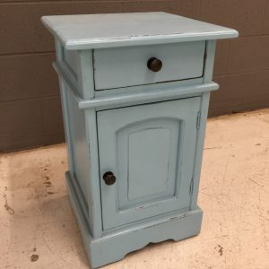 A039-ARCHED-BEDSIDE-BLUE (Custom)