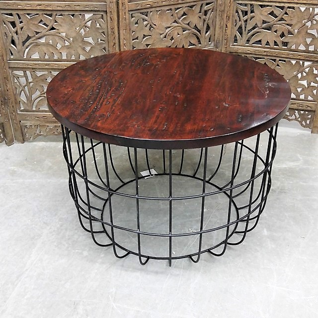 Wire Coffee Table - Nadeau Cincinnati
