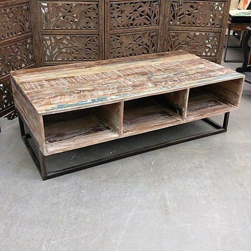 Coffee Table – Reclaimed Wood - Coffee Table - Reclaimed Wood - Nadeau Cincinnati