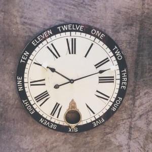 HD180-wall clock $64