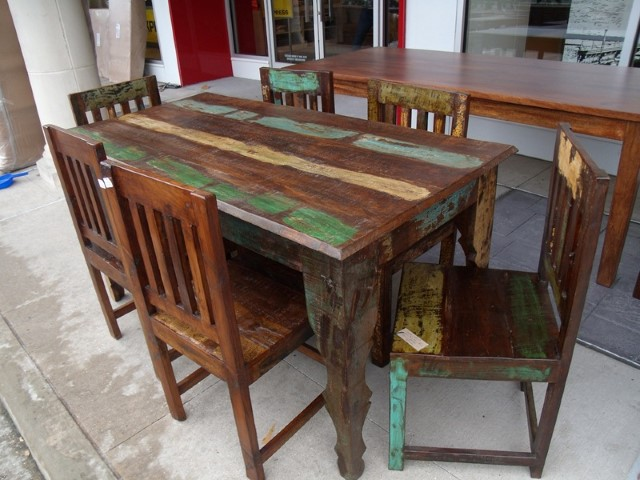 Reclaimed Wood Dining Table Nadeau Indianapolis : av014 from www.furniturewithasoul.com size 640 x 480 jpeg 93kB
