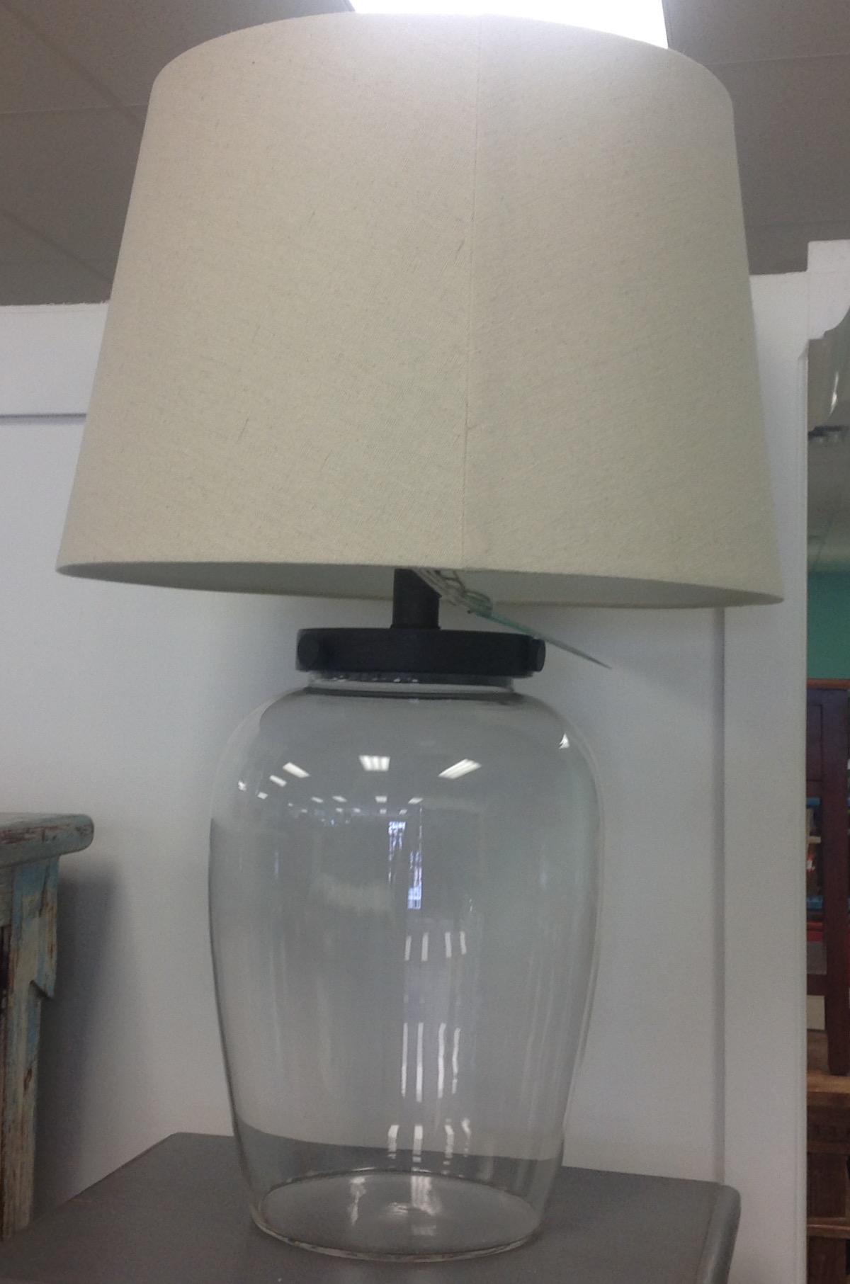 table lamp - Nadeau Indianapolis