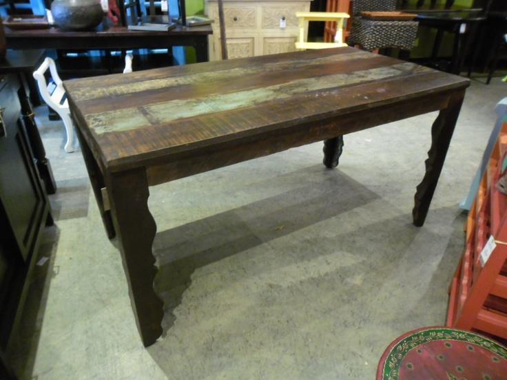 Reclaimed Wood Dining Table Nadeau Paramus : AV014 from www.furniturewithasoul.com size 736 x 552 jpeg 128kB
