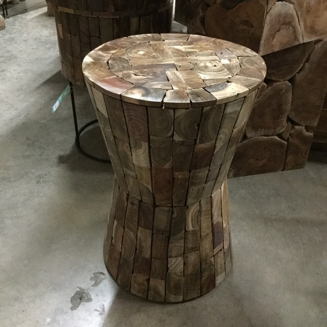 Round Stool Nadeau Tampa