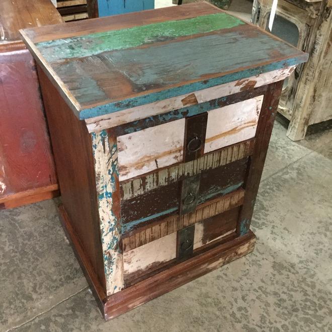 Reclaimed Wood Dresser Nadeau Miami