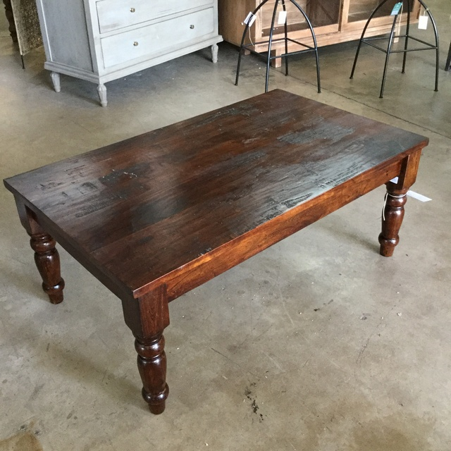 Farm Coffee Table Nadeau Miami