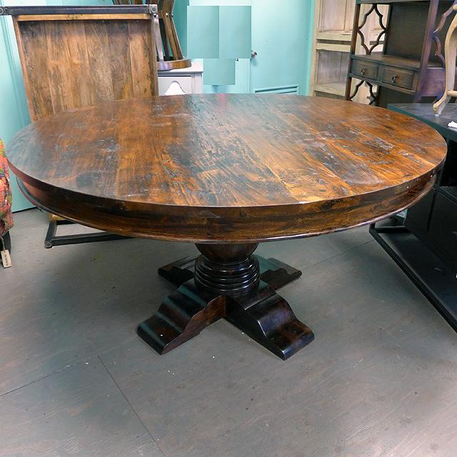 58u2033 Round Dining Table