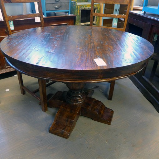48 round dining table nadeau chicago