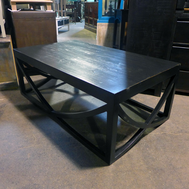 U Shape Cross Coffee Table Nadeau Chicago