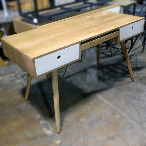 Two-Drawer Desk