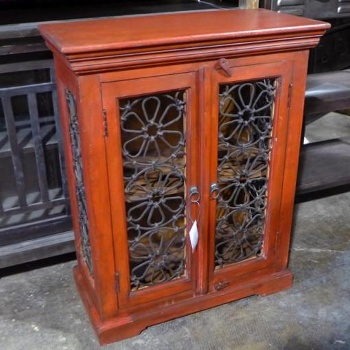 Two Door Iron Jali Sideboard