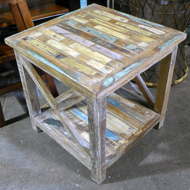 Reclaimed Wood Coffee Table Nadeau Chicago - Reclaimed wood coffee table chicago