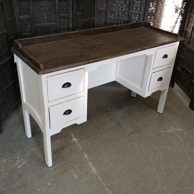 Four Drawer Writing Desk Nadeau Charlotte