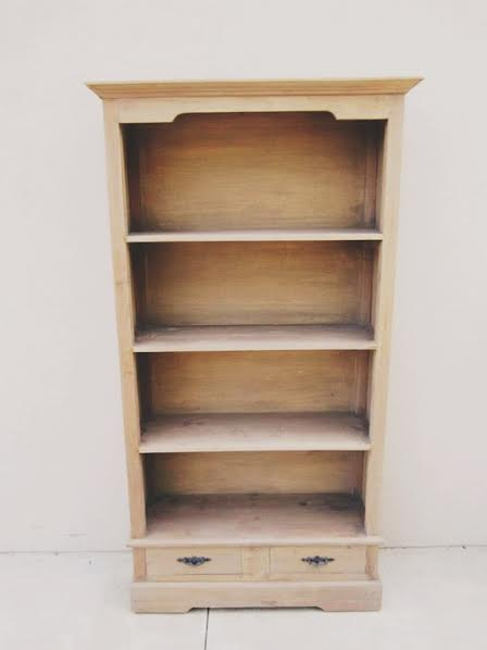 Mahogany Bookcase With Drawers Nadeau Birmingham