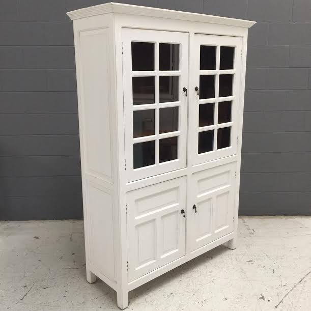Kitchen Cabinets Indianapolis: Paneled Cabinet With Four Doors
