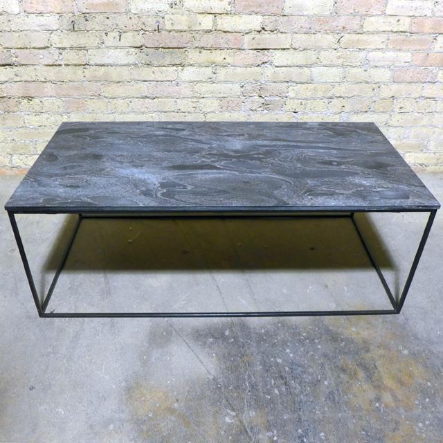 Slate Top Coffee Table Nadeau Chicago